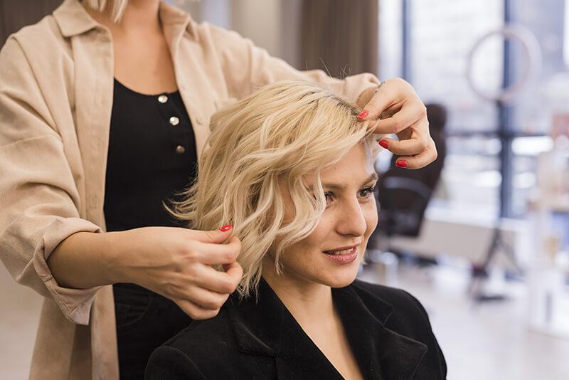 peluquería vega plaza