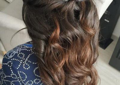 peinado bodas
