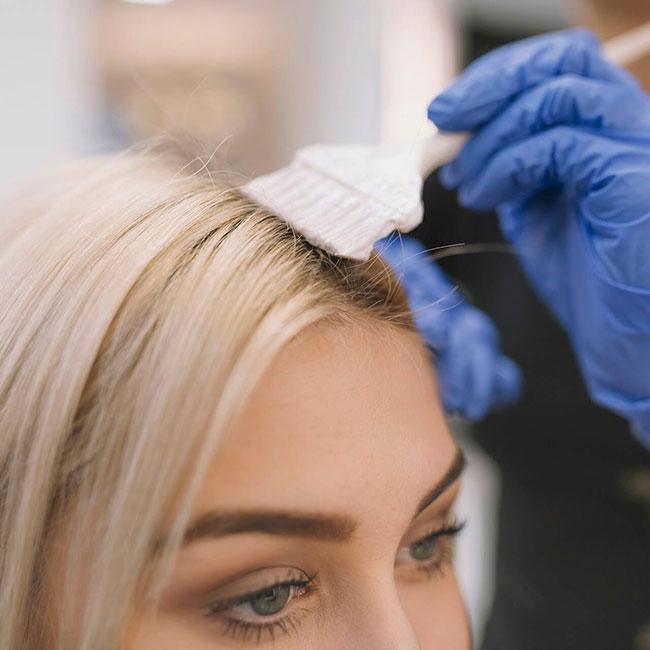 bonos peluqueria tinte